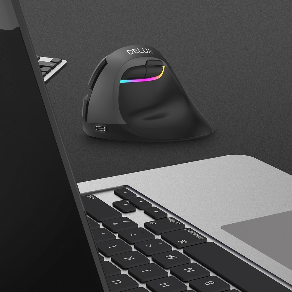 Mini Bluetooth 4.0 Mouse in Black Color