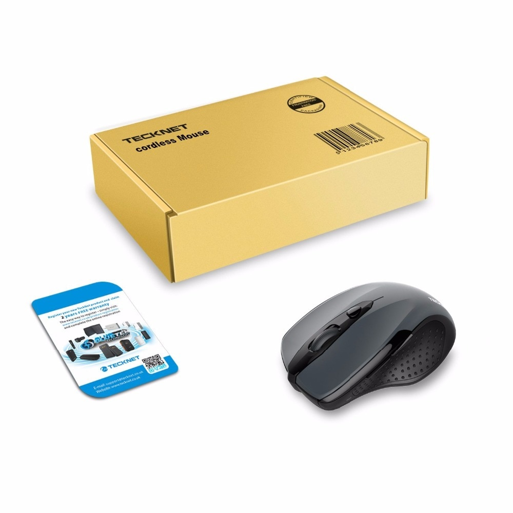 Compact Wireless Bluetooth Mouse