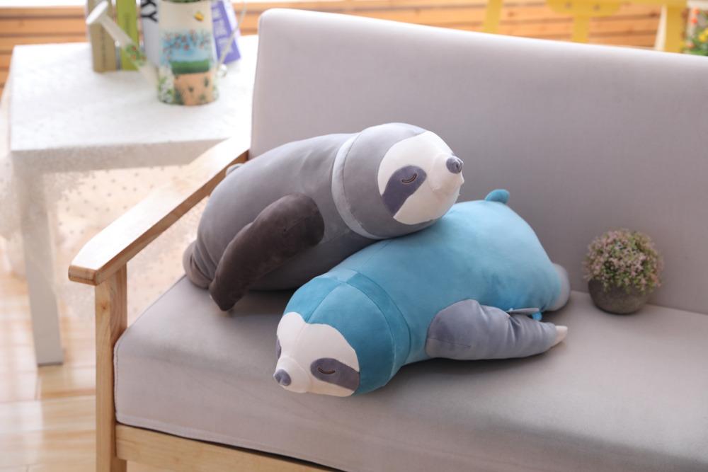 Kawaii Soft Sloth Toy