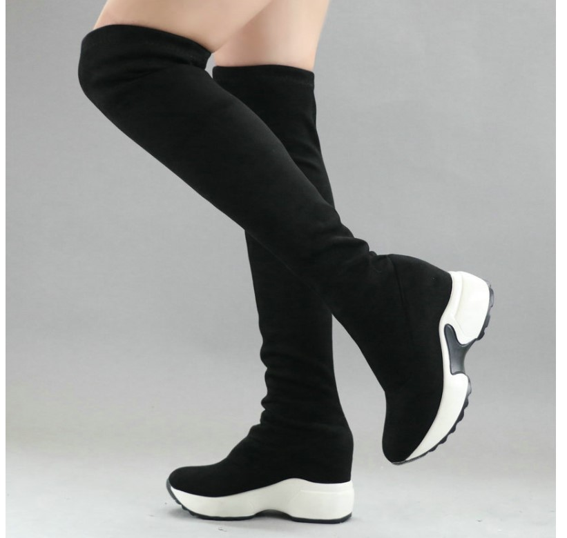 Women's Sport Chic Style Over the Knee Boots